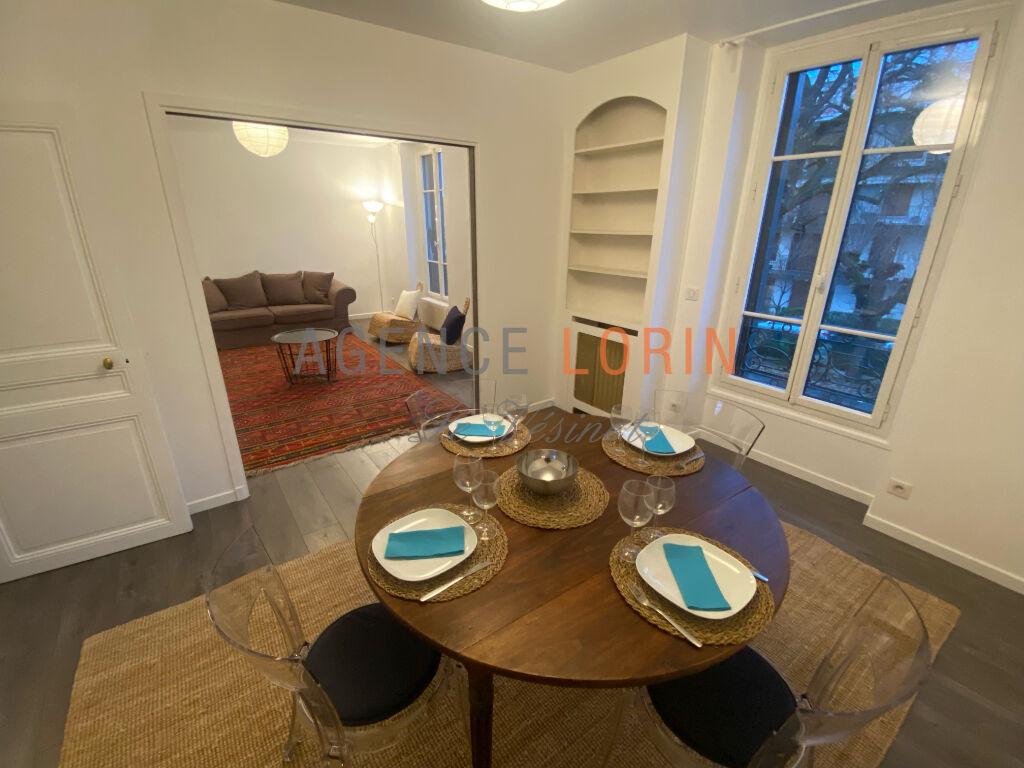 Appartement meublé Le Vésinet centre