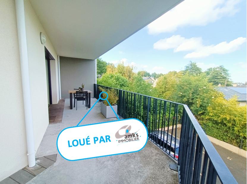 Appartement La Chapelle Sur Erdre 3 pièce(s) 75.64 m2