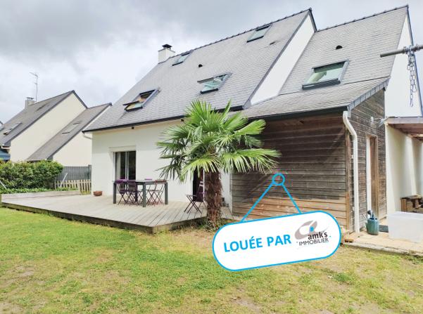 Maison La Chapelle Sur Erdre 123.88 m2