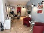 CAP D AGDE : appartement meublé/équipé 2 pièces au 1er avec terrasse et parking