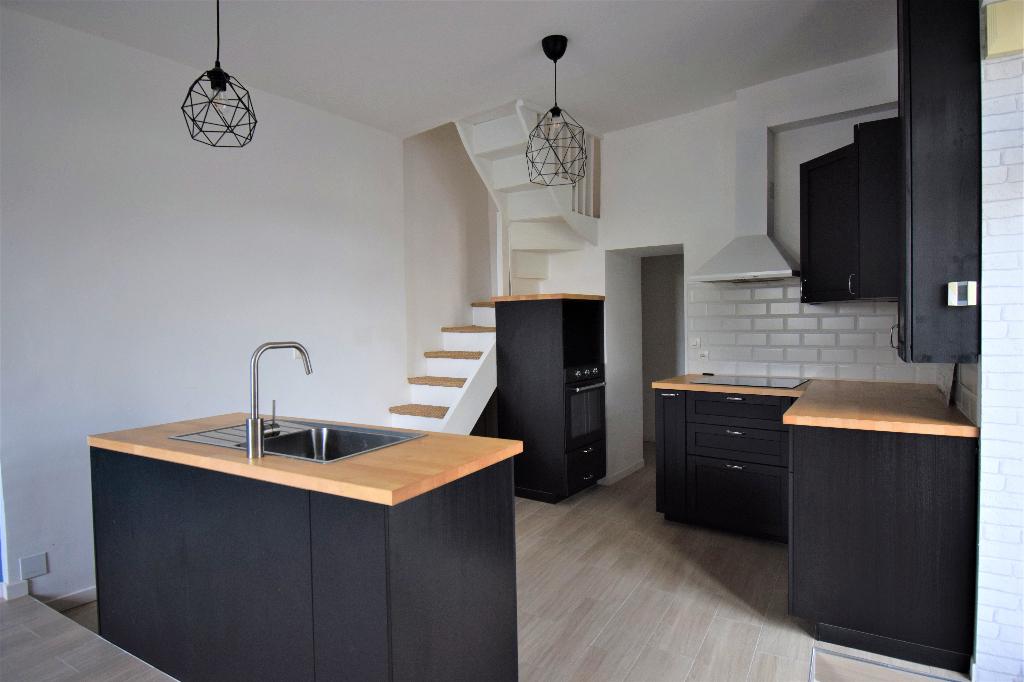 Maison-Appartement 78.65 m² au sol - 3 chambres