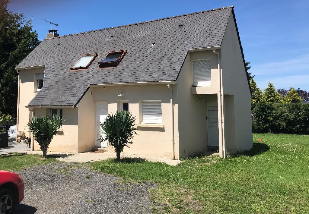 Maison Grandchamp Des Fontaines 5 pièces 112 m² sur 1534 m² de terrain